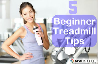 5 Beginner Treadmill Tips