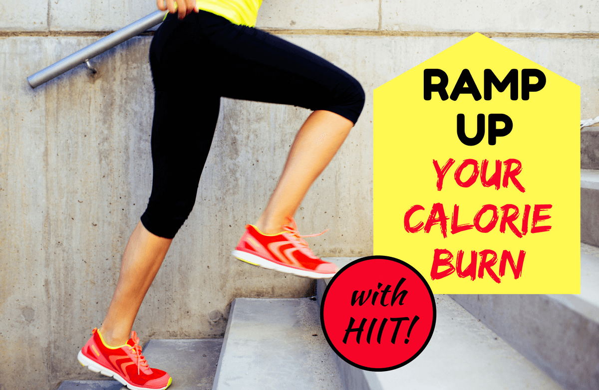 Watch Burn More Calories In Less Time video