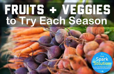 Fruits and Vegetables to Try Each Season