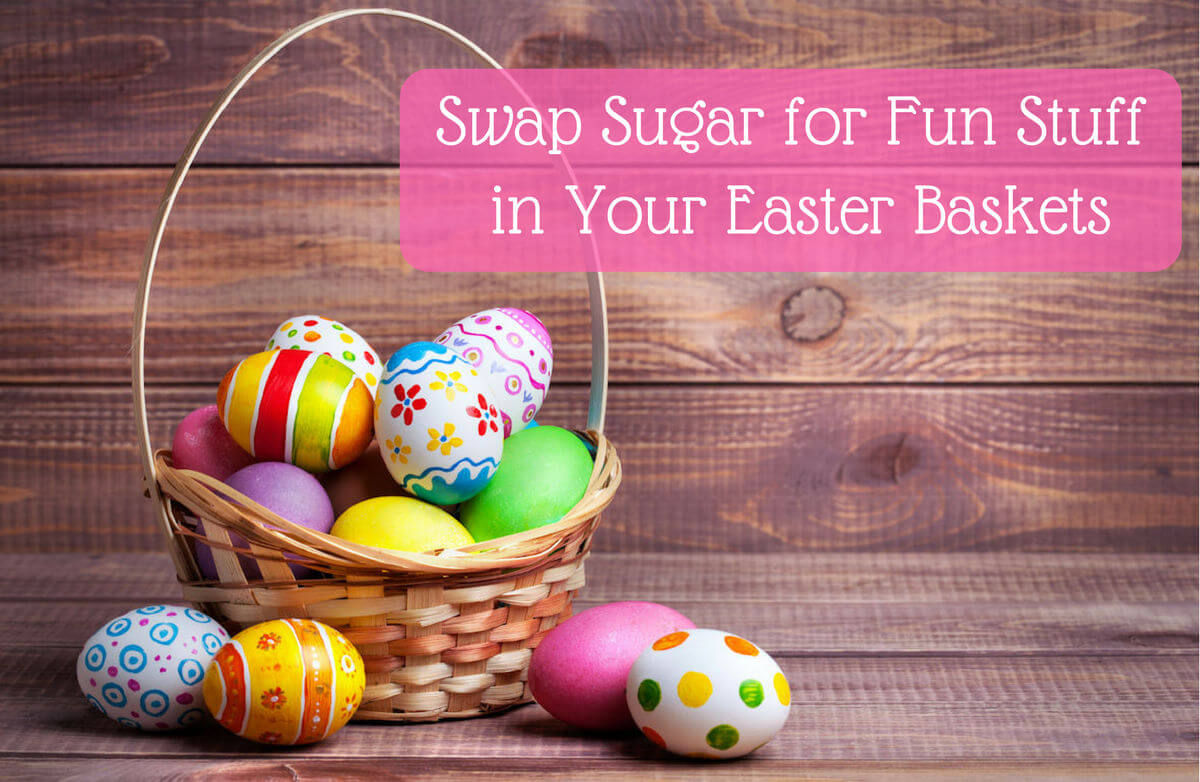 Fun fit and flavorful easter basket goodies sparkpeople negle Gallery