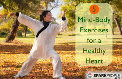 5 Mind-Body Exercises for a Healthier Heart