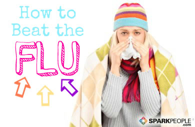 Beat the Flu!  Here's How