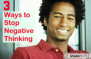 3 Ways to Stop Negative Thinking