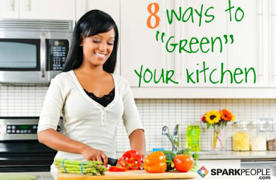 8 Ways to 'Green' Your Kitchen