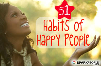 51 Things Happy People Do Differently
