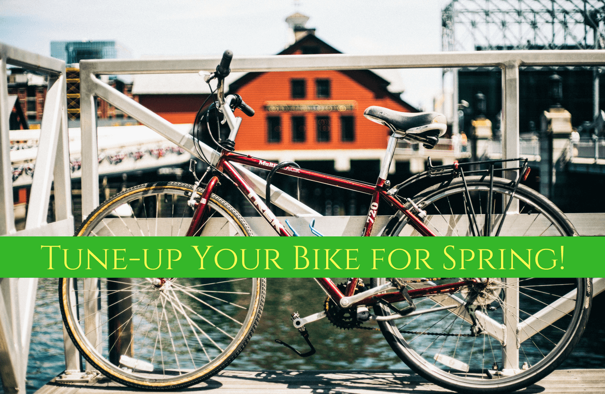 7 Steps to Tune Up Your Bike for Spring | SparkPeople
