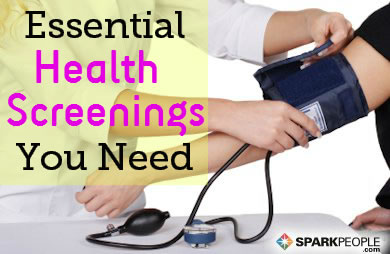 Your Guide to Health Screenings