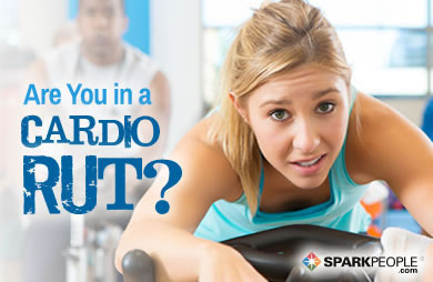 Are You in a Cardio Rut? Break Free!