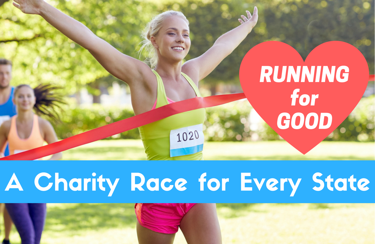 Run for Good: A Charity Race for Every State