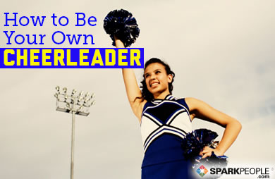 Be Your Own Cheerleader