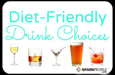 Diet-Friendly Alcohol Choices