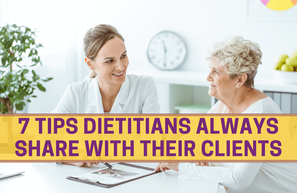 Discussion on this topic: 7 Things a Dietitian Wants You to , 7-things-a-dietitian-wants-you-to/