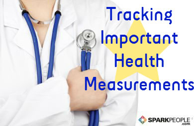 SparkPeople Health Measurements