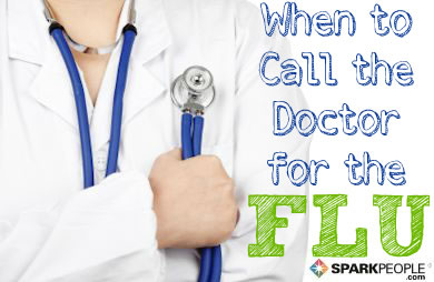 When to Call a Doctor for the Flu