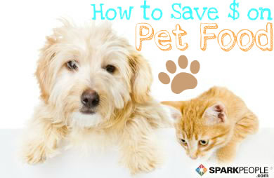 6 Secrets to Save on Pet Food