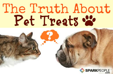 The Truth About Pet Treats