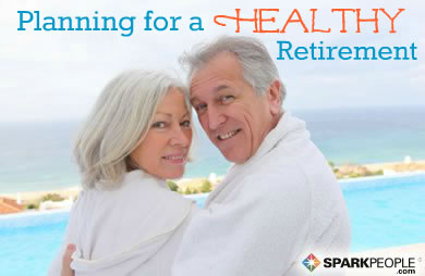 Transition into a Healthy Retirement