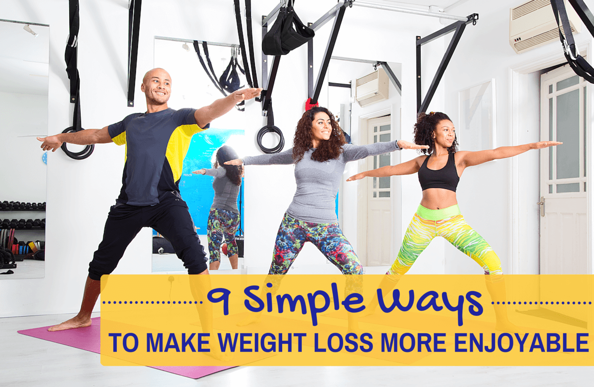9 Tips To Help You Actually Enjoy Your Weight Loss Journey Sparkpeople