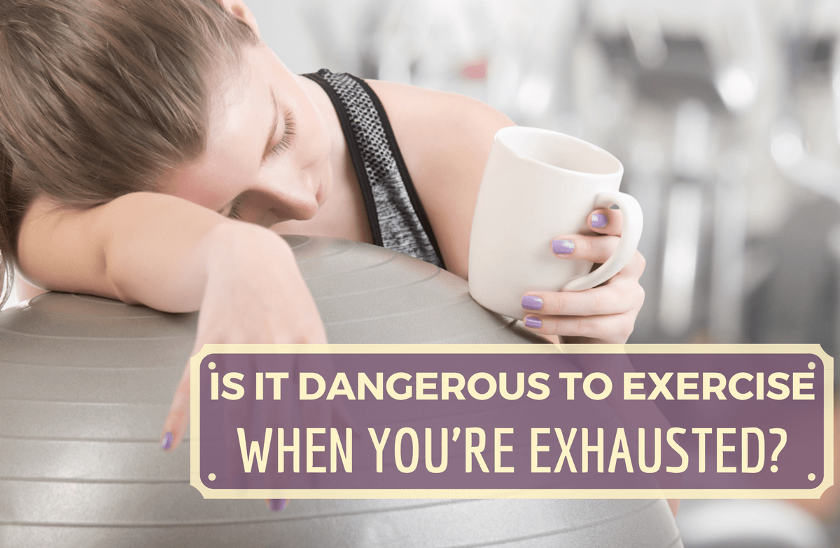Should You Exercise When You're Tired? | SparkPeople