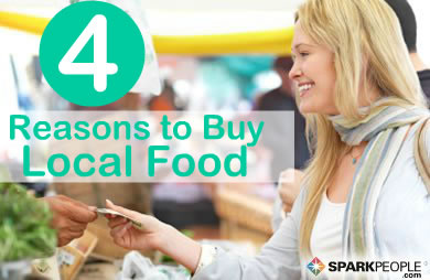4 Good Reasons to Buy Local Food