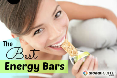 Choosing the Best Energy Bar