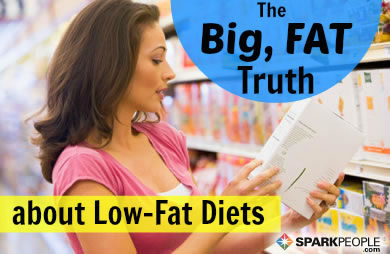 6 Risks Of Eating A Low Fat Diet Sparkpeople