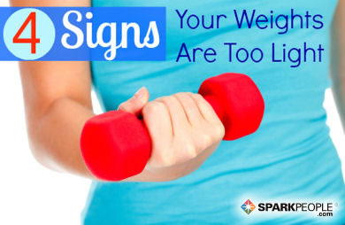 4 Signs You Need to Lift More Weight