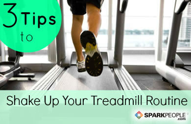 3 Ways to Refresh Your Treadmill Workout