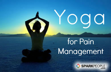 How Yoga Helps Relieve Pain