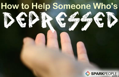 how to ask for help with depression