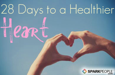 28 Days to a Healthier Heart