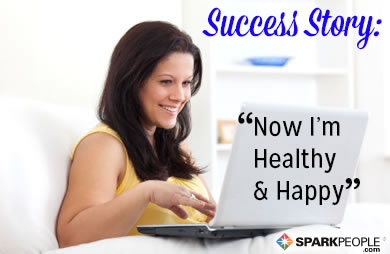 Success Story: ''Now I'm Healthy and Happy''