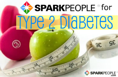How to Use SparkPeople When You Have Type 2 Diabetes
