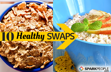 10 Superfood Swaps for Healthier Meals