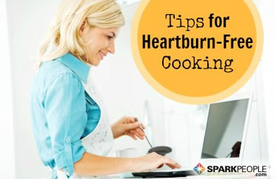 8 Ways to Kick Heartburn Out of the Kitchen