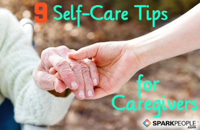 Taking Care of Yourself When You Become the Caregiver