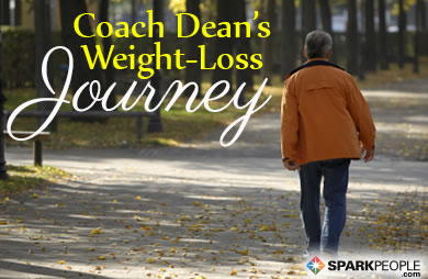 Adventures in Weight Loss: Coach Dean's Story