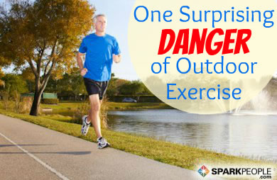 Outdoor Exercisers: Get Closer to Nature