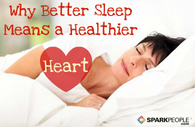 Sleeping Better for a Healthier Heart