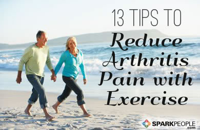 Managing Arthritis with Exercise
