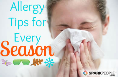 Allergy Tips for Every Season