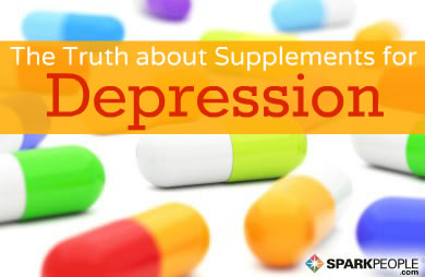 Dietary Supplements for Depression