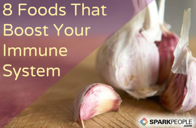 8 Foods That Strengthen Your Immune System