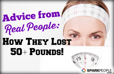 10 realistic ways to lose weight for good sparkpeople ccuart Images