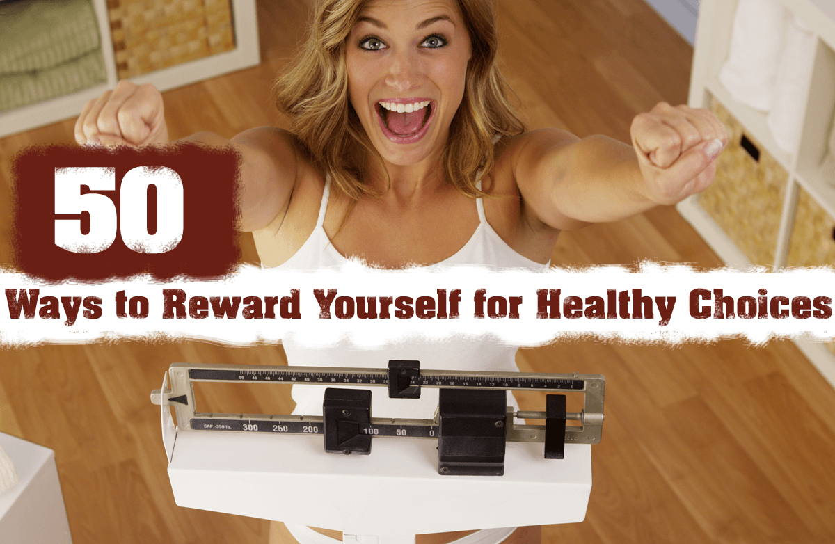 Small weight loss goal rewards