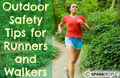 Safety Tips for Outdoor Walkers