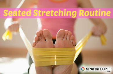 Seated Stretching Routine