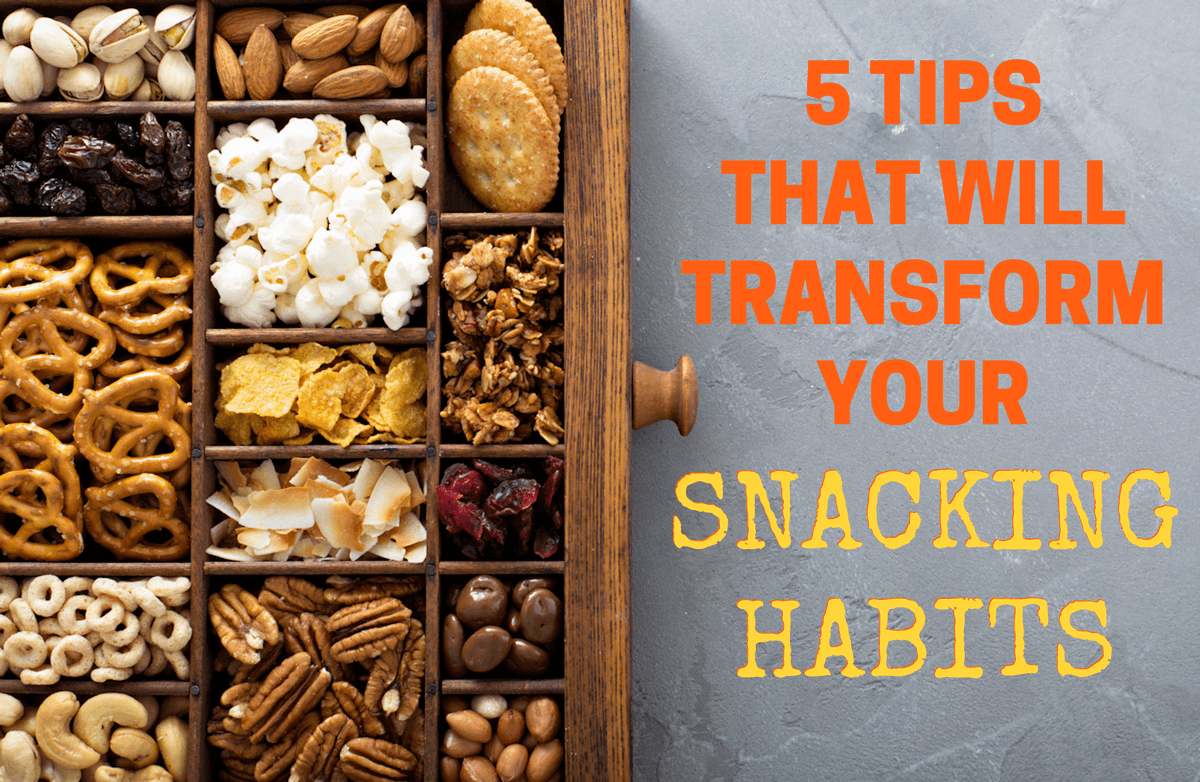 5 Questions to Ask Yourself Before Biting Into a Snack