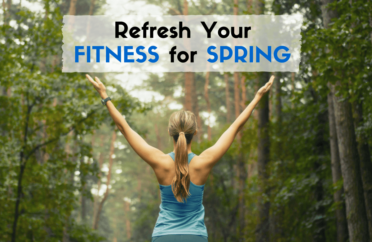 20 ways to spring clean your fitness routine