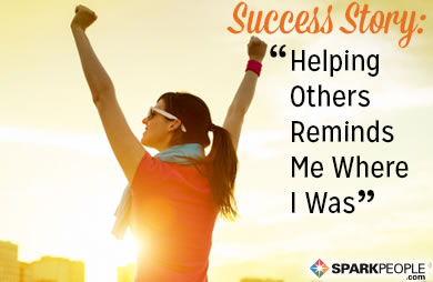 Success Story: ''Helping Others Reminds Me Where I Was''